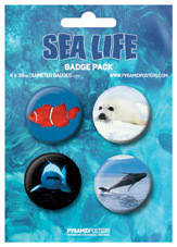 Posters Placka SEA LIFE - Posters