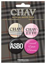 Posters Placka CHAV - Posters