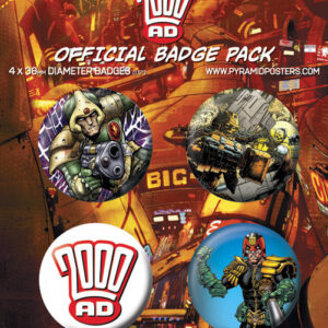 Posters Placka 2000AD - Posters