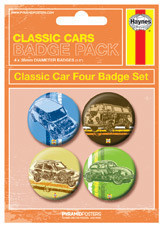 Posters Placka HAYNES - Classic cars - Posters