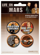Posters Placka LIFE ON MARS - Posters
