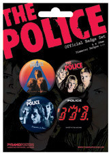 Posters Placka THE POLICE - Albums - Posters