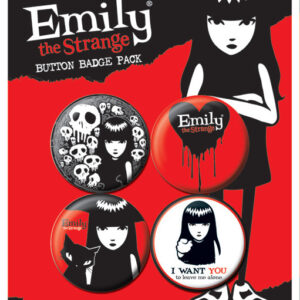 Posters Placka EMILY THE STRANGE 2 - Posters