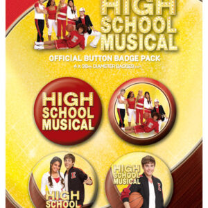 Posters Placka HIGH SCHOOL MUSICAL - gym - Posters