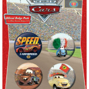 Posters Placka CARS 2 - Posters