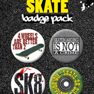 Posters Placka SKATE 2 - Posters