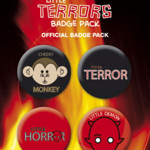 Posters Placka LITTLE TERROR - Posters