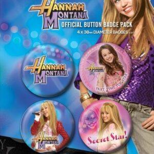 Posters Placka HANNAH MONTANA - secret star - Posters