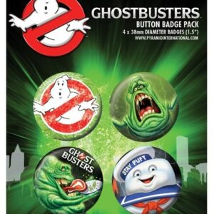 Posters Placka GHOSTBUSTER - slimer - Posters