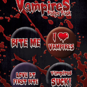 Posters Placka VAMPIRE GB Pack - Posters
