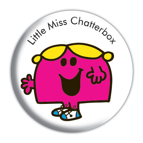 Posters Placka Mr. MEN AND LITTLE MISS CHATTERBOX - Posters