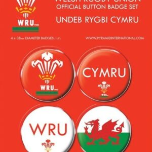 Posters Placka WELSH RUGBY UNION - Posters