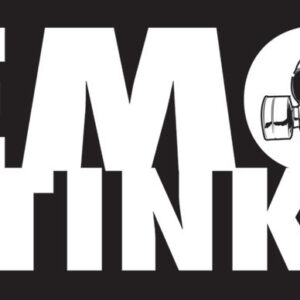 Posters Samolepka EMO STINKS - Posters