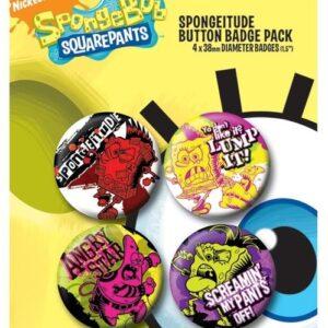 Posters Placka SPONGEBOB - spongitude - Posters