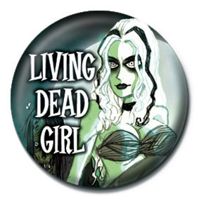 Posters Placka ROB ZOMBIE - living dead girl - Posters