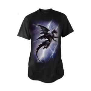 Tričko Bleskový drak