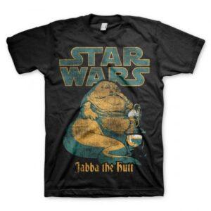 Tričko Star Wars - Jabba The Hutt