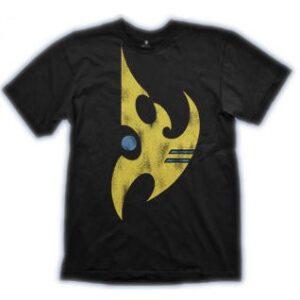 Tričko Starcraft II - Protoss Logo