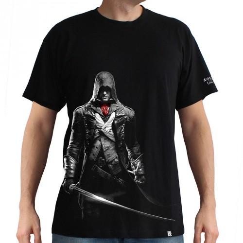 Tričko Assassins Creed Unity - Arno Dorian