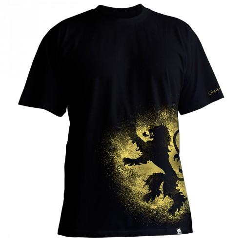 Tričko Game of Thrones - Lannister Sprej