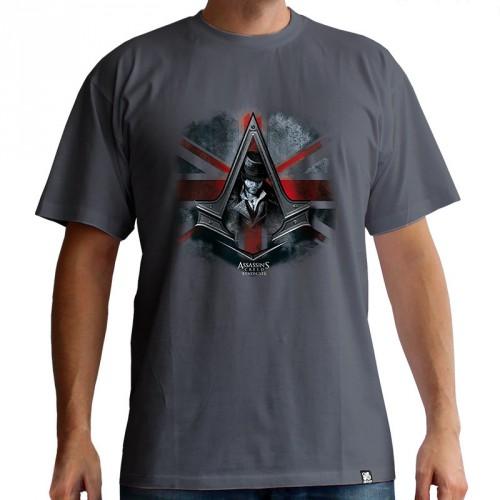 Tričko Assassins Creed Syndicate - Jacob - vlajka