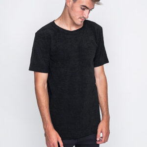 Tričko Jednobarevná KOIVU Man Black - KOIVU