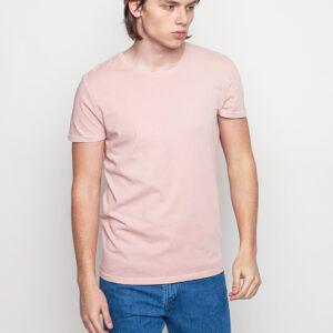 Tričko Jednobarevná RVLT 1006 Tee Pink - RVLT