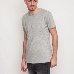 Tričko Jednobarevná RVLT 1003 Tee Grey - RVLT