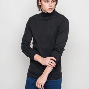 Tričko Jednobarevná RVLT 1009 Tee Black - RVLT