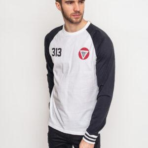 Tričko Triko Carhartt WIP York White / Black / Multicolor - Carhartt WIP