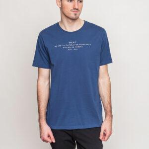 Tričko Triko WeSC Potter Insignia Blue - WeSC