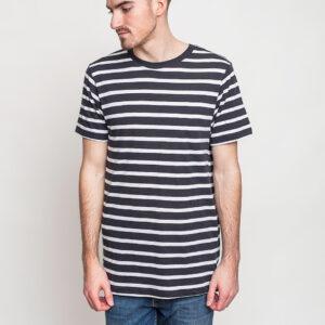 Tričko Triko Wemoto Cope Stripe White Black - Wemoto