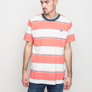 Tričko Triko Lazy Oaf Wide Stripes White - Lazy Oaf