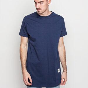 Tričko Jednobarevná Wemoto Leeds Navy Blue - Wemoto