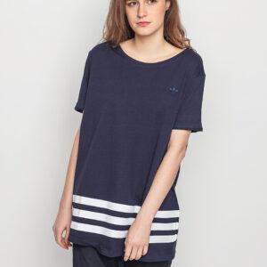 Tričko Triko Adidas Originals T-Shirt Legink / White - Adidas Originals