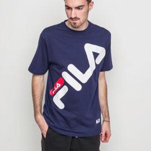 Tričko Logo tee Fila Me T-Shirt 410 Peacoat - Fila