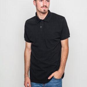 Tričko Jednobarevná RVLT 1007 TEE   Black - RVLT