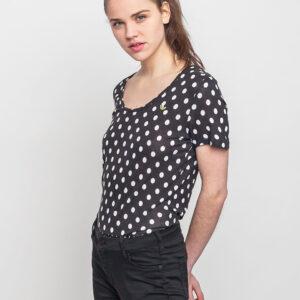 Tričko Triko Adidas Originals PB Dots Black - Adidas Originals