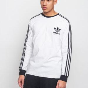 Tričko Triko Adidas Originals CLFN LS White - Adidas Originals