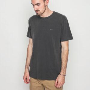 Tričko Jednobarevná Obey Jumbled Pigment Black - Obey