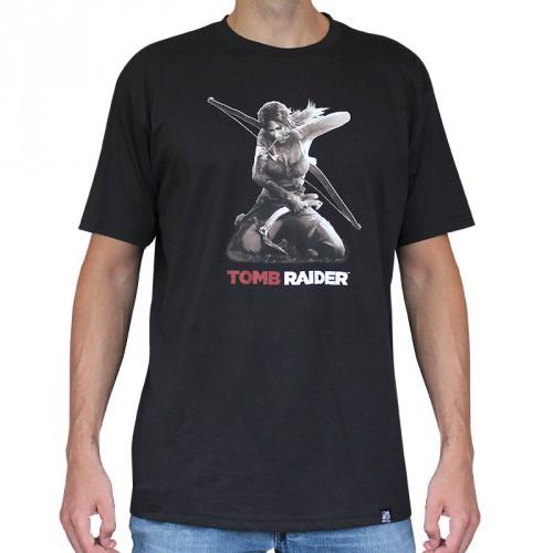 Tričko Tomb Rider - Lara Croft