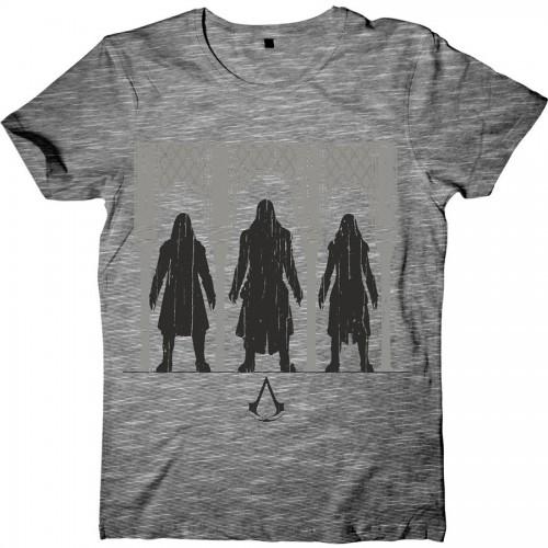 Tričko Assassin's Creed - Light Grindle: Triad