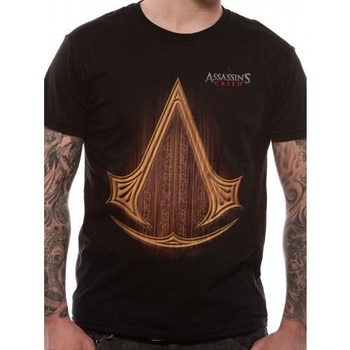 Tričko Assassins Creed Movie - Icon Logo