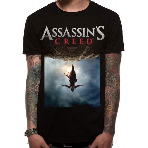 Tričko Assassins Creed Movie - Poster