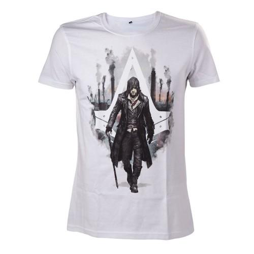 Tričko Assassins Creed Syndicate - White Jacob Frye