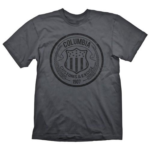 Tričko BioShock - Columbia