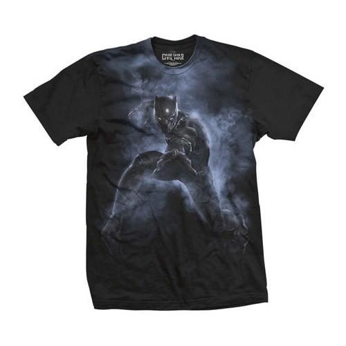 Tričko Captain America Civil War Black Panther