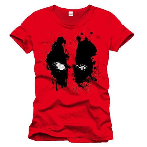 Tričko Deadpool - Splash Head