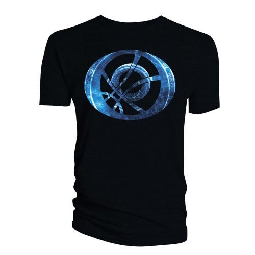 Tričko Doctor Strange - Blue Symbol Oblong