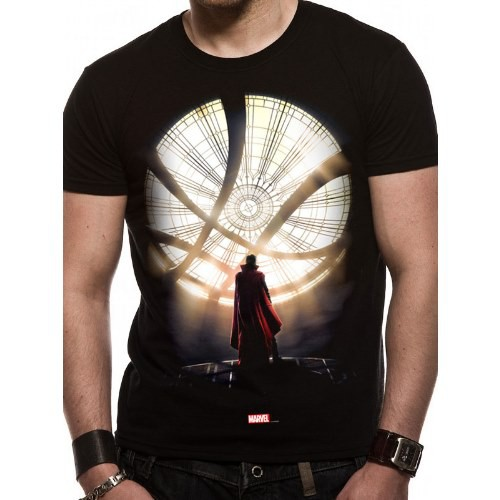 Tričko Doctor Strange - Poster Two